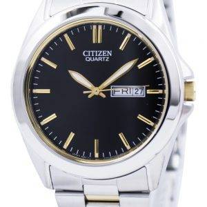 Montre Citizen Quartz deux tons BF0584-56E masculine