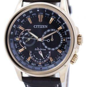 Citizen Eco-Drive Calendrier World Time BU2023-12E montre homme