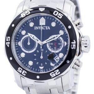 Montre Invicta Pro Diver Chronograph 200M 0069 masculine