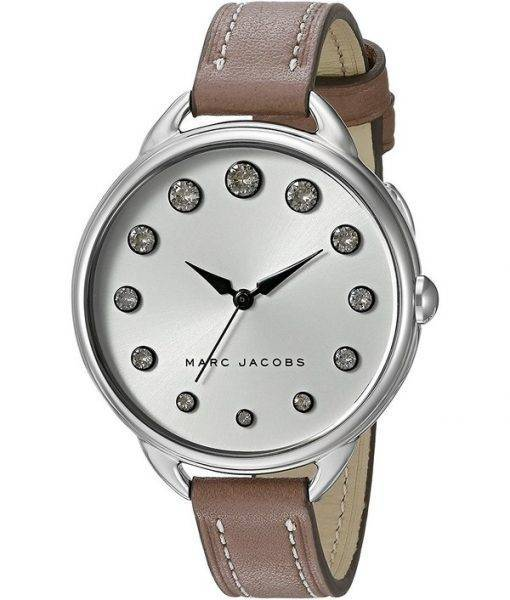 Glam, Gleam And Glitter - The Montre Marc Jacobs Betty Cristaux Quartz ...