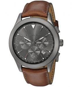 Michael Kors Gareth Chronographe Quartz Gunmetal MK8471 montre homme