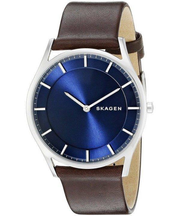 Skagen Holst Slim montre Quartz SKW6237 masculin