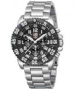 Luminox Navy Seal Colormark Sea Chrono Watch 3180 Series suisse Quartz 200M XS.3182 Hommes