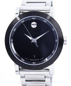 Movado Museum Sport Swiss Made Quartz 0606604 montre homme