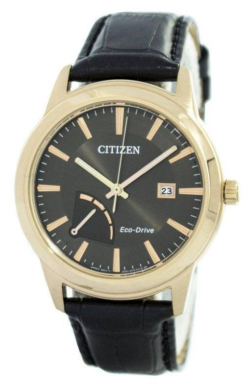 Montre Citizen Eco-Drive Power Reserve indicateur AW7013 - 05H masculin
