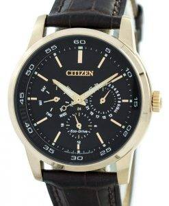 Montre Citizen Eco-Drive robe Power Reserve BU2013-08F masculine