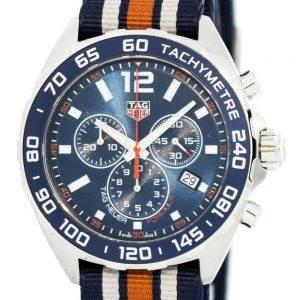 Tag Heuer Formula 1 chronographe quartz tachymètre 200m CAZ1014.FC8196 hommes montre