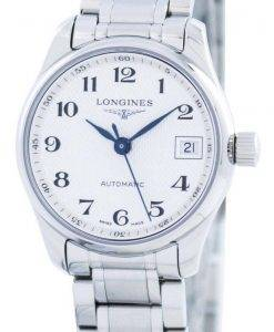 Montre Longines Master Collection L2.128.4.78.6 automatique Femmes