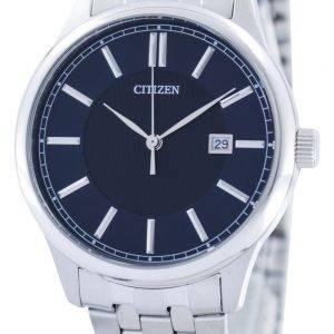 Citizen Quartz Blue Dial BI1050-56L Montre Homme