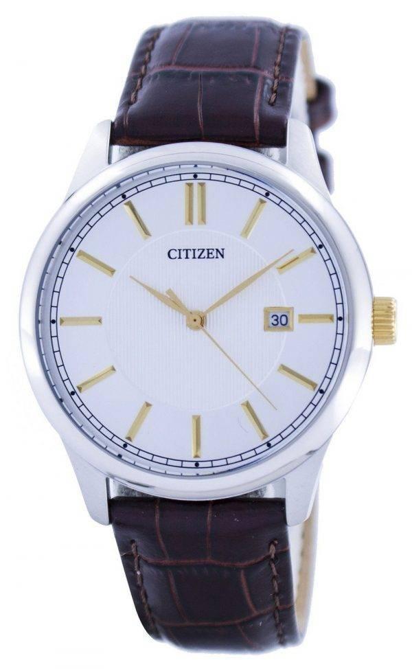 Citizen Quartz Argent Dial BI1054-04A Montre Homme
