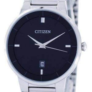 Citizen Quartz Black Dial BI5010-59E Montre Homme