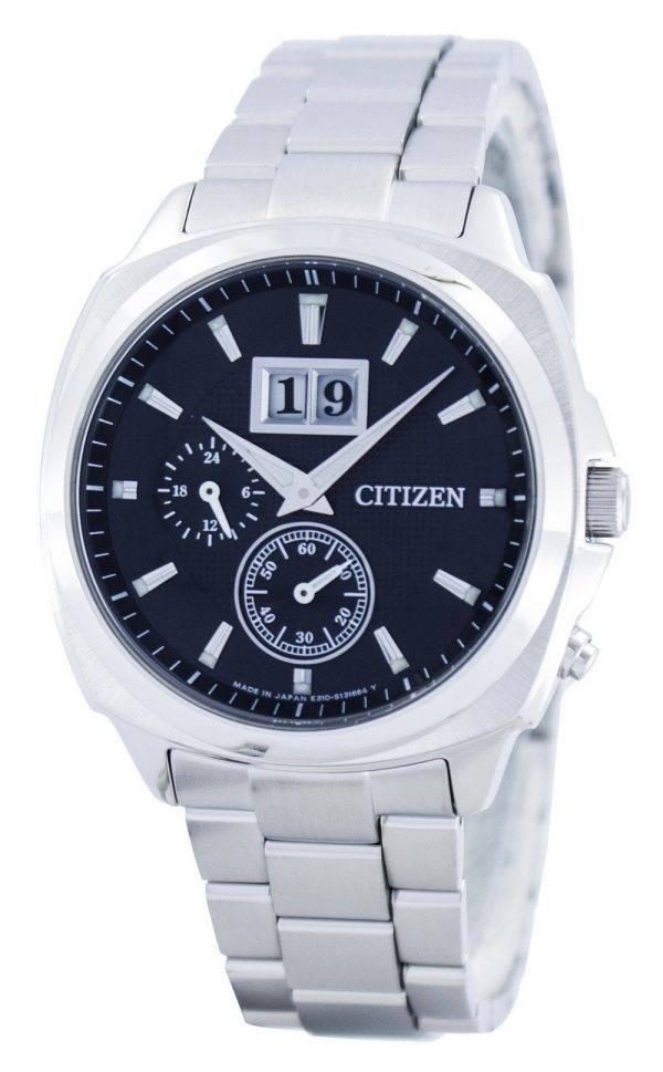Citizen Eco-Drive Calendrier perpétuel BT0080-59E Montre pour homme