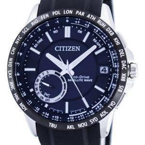 Citizen Eco-Drive satellite d'ondes GPS World Time Power Reserve CC3005-18E Montre pour homme