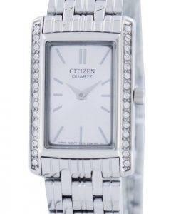 Citizen Quartz Swarovski Crystal Accent EK1120-55A Femmes Montre