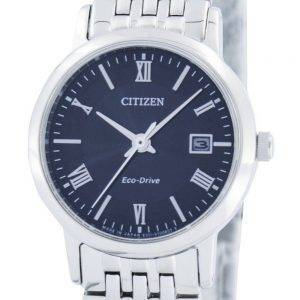 Citizen Eco-Drive Japon Made EW1580-50E Montre Femme