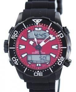 Citizen Aqualand Promaster Divers 200M Analogique Digital JP1095-15X Montre Homme