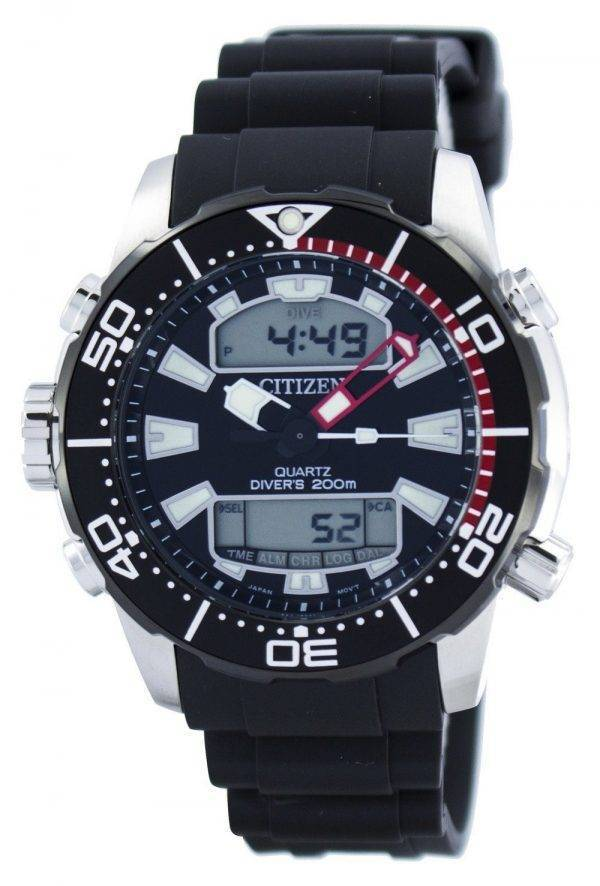 Citizen Aqualand Promaster Divers 200M Analogique Digital JP1098-17E Montre Homme