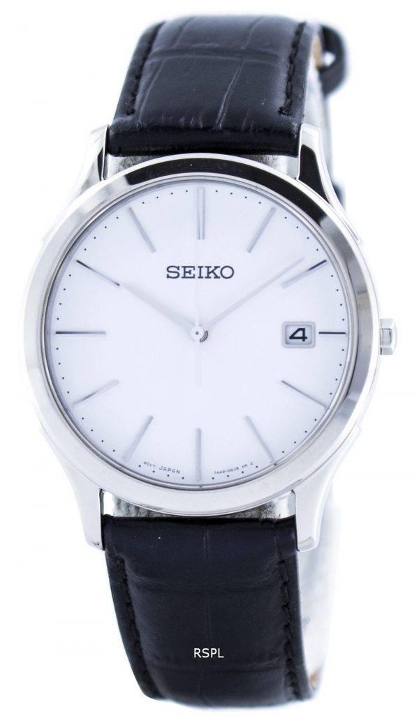 Seiko Quartz SGEE07 SGEE07P1 SGEE07P Montre Homme