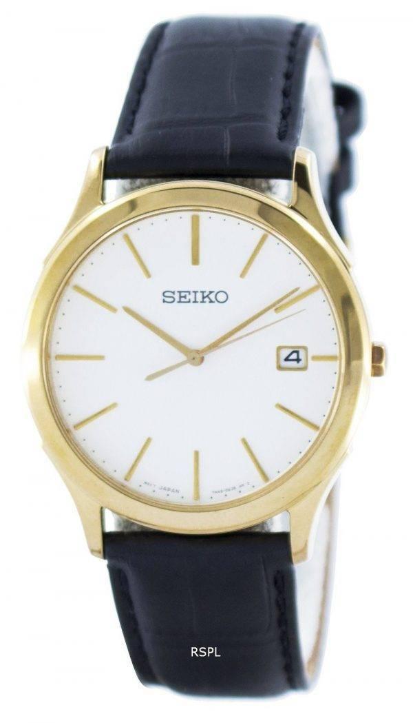 Seiko Quartz SGEE08 SGEE08P1 SGEE08P Montre Homme