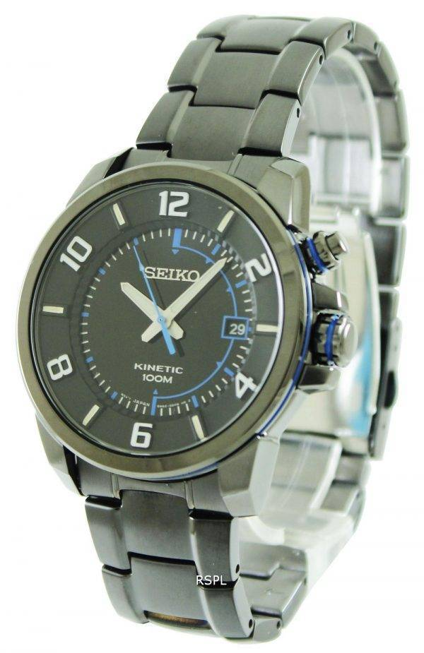 Seiko Kinetic SKA555P1 SKA555P Montre Homme