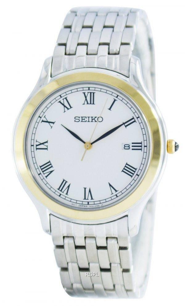 Montre Seiko Quartz analogique SKK706 SKK706P1 SKK706P masculine