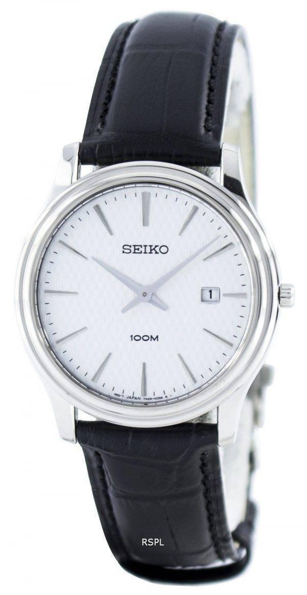 Montre Seiko Quartz analogique SKP349 SKP349P1 SKP349P masculin
