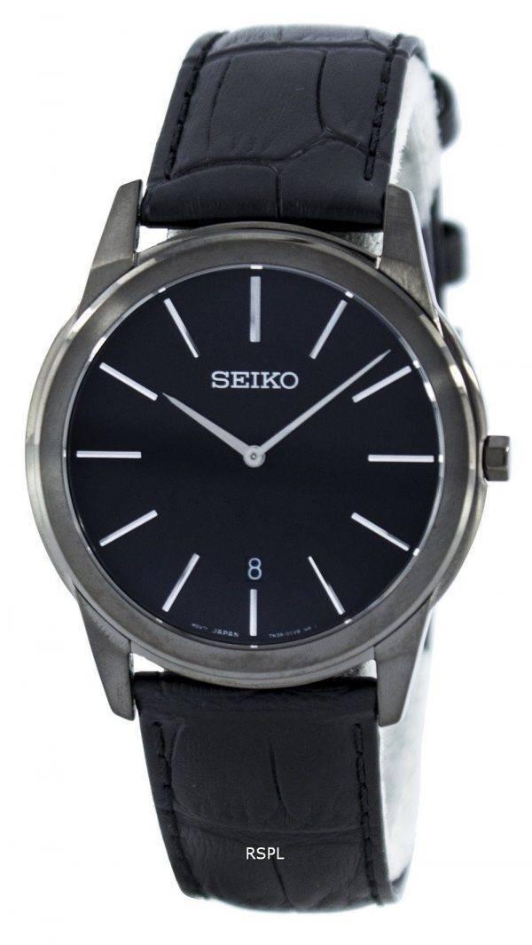 Montre Seiko Quartz analogique SKP375 SKP375P1 SKP375P masculine