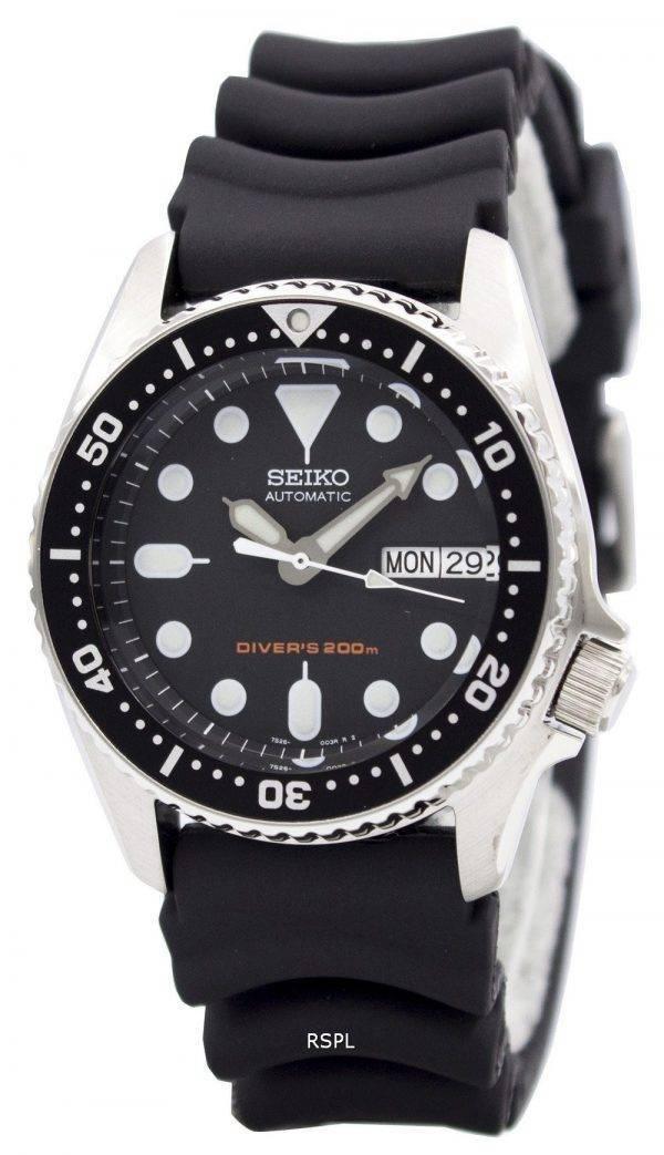 Seiko Mid-Size Divers 200M Montre Automatique SKX013K1