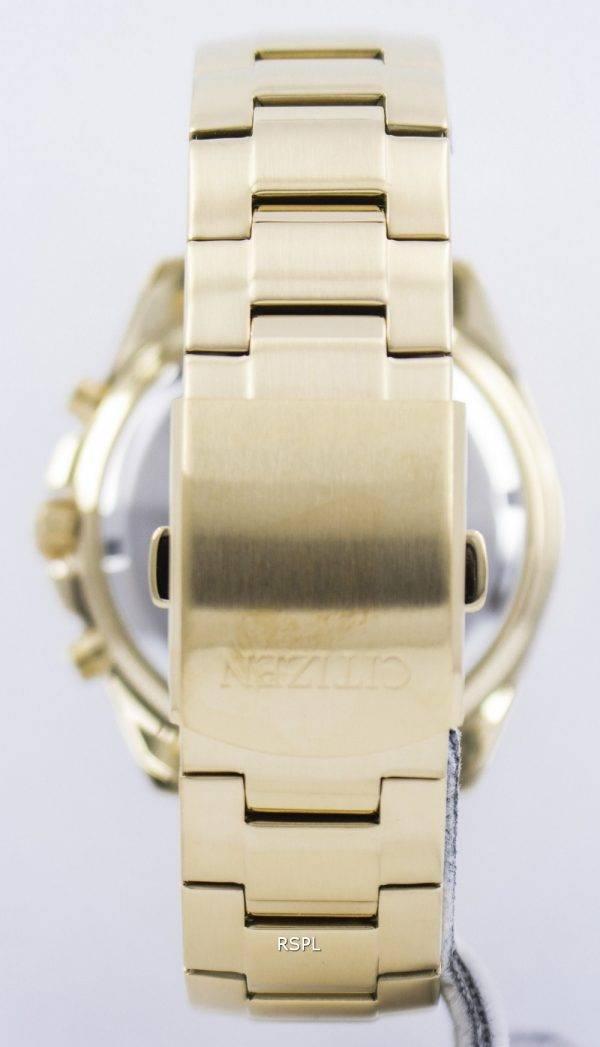 Citizen Chronograph AN8012-50P Montre Homme