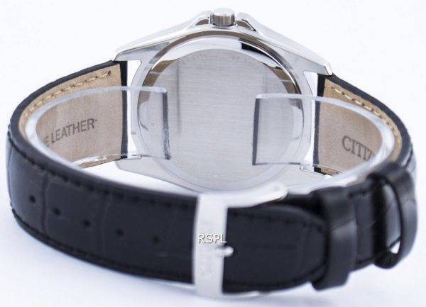 Citizen Quartz Black Dial BF0580-06E Montre Homme
