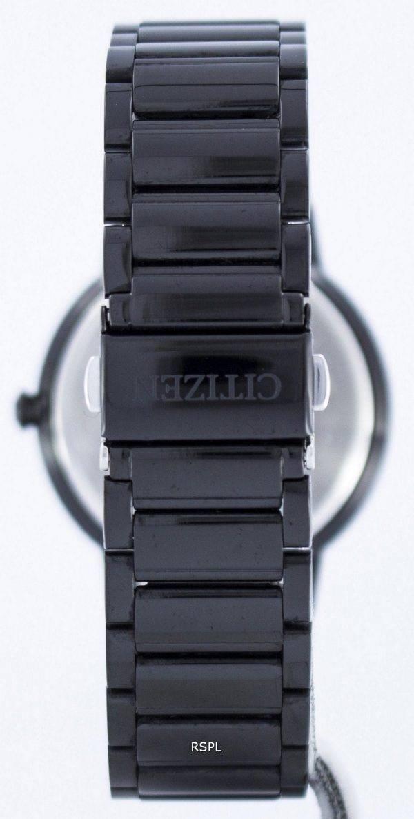 Citizen Quartz Black Dial BI5017-50E Montre Homme