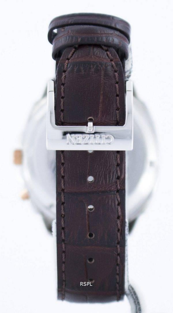 Citizen Eco-Drive Calendrier perpétuel BT0084-07E Montre pour homme