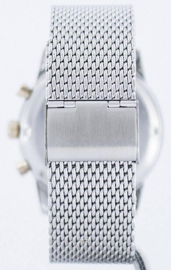 Citizen Eco-Drive Mesh Bracelet Chronographe CA0336-52H Montre Homme