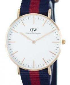 Daniel Wellington Classic Oxford Quartz DW00100029 (0501DW) Montre Femme