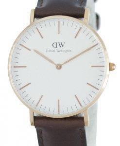 Daniel Wellington Classic Bristol Quartz DW00100039 (0511DW) Montre Femme