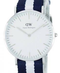 Daniel Wellington Classic Glasgow Quartz DW00100047 (0602DW) Montre Femme