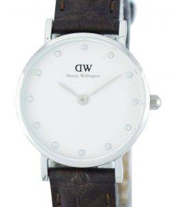 Daniel Wellington Classy York Quartz Crystal Accent DW00100069 (0922DW) Montre Femme