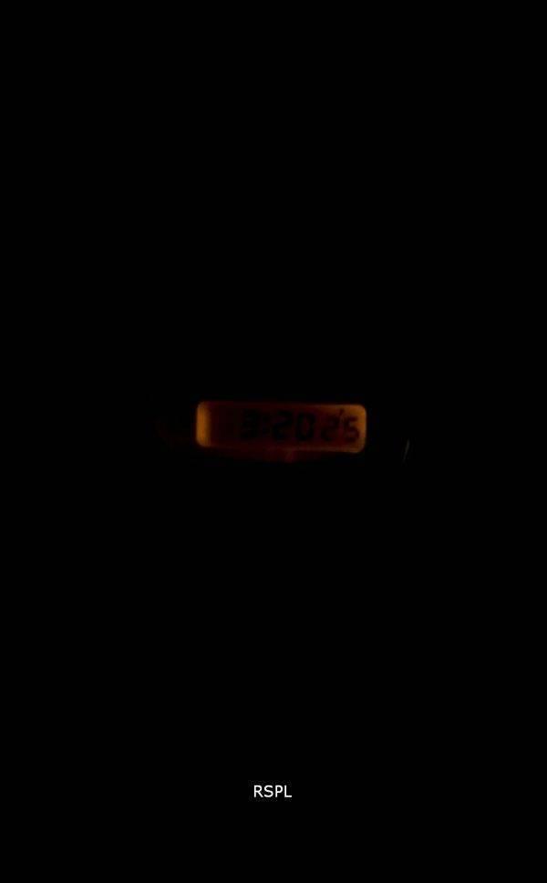 Citizen Quartz Alarme Chronographe Analogique Numérique JM0545-58E Montre Homme