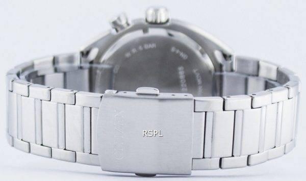 Citizen Quartz Alarme Chronomètre analogique numérique JM5460-51E Montre Homme