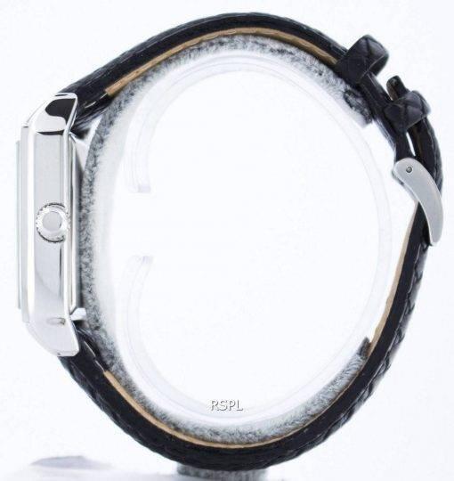 Seiko Quartz Forme Carré SGED79 SGED79P1 SGED79P Montre Homme