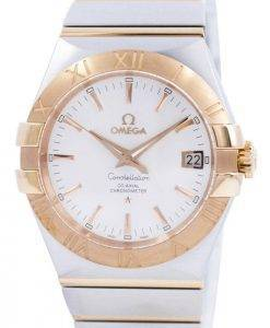 Montre Omega Constellation Co-Axial Chronometer 123.20.35.20.02.001 masculin