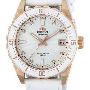 Orient automatique Accent Crystal Power Reserve FAC0A003W0 Women Watch