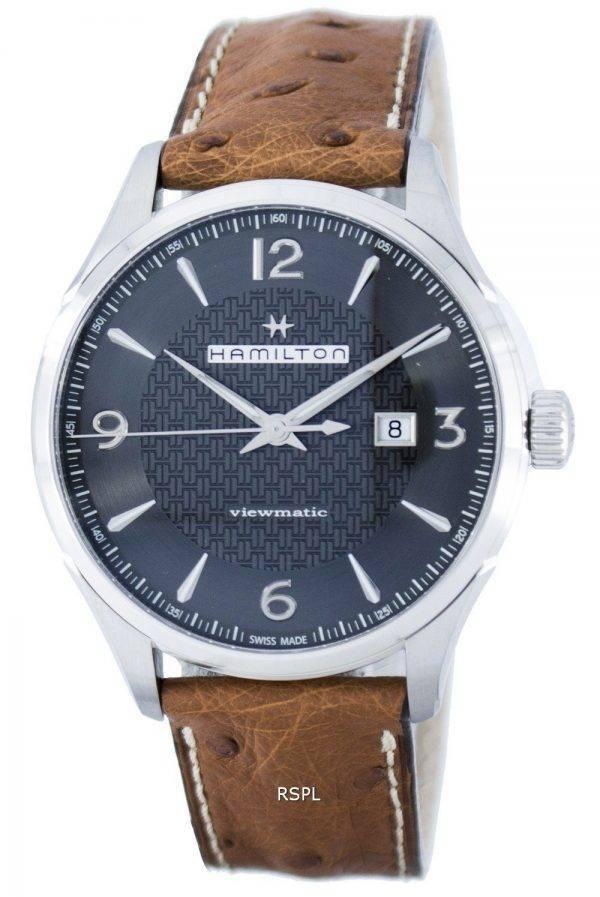Hamilton Jazzmaster hommes automatique Swiss Made H32755851 montre homme