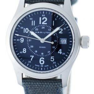 Hamilton Khaki Field Quartz Swiss fait H68201943 montre homme