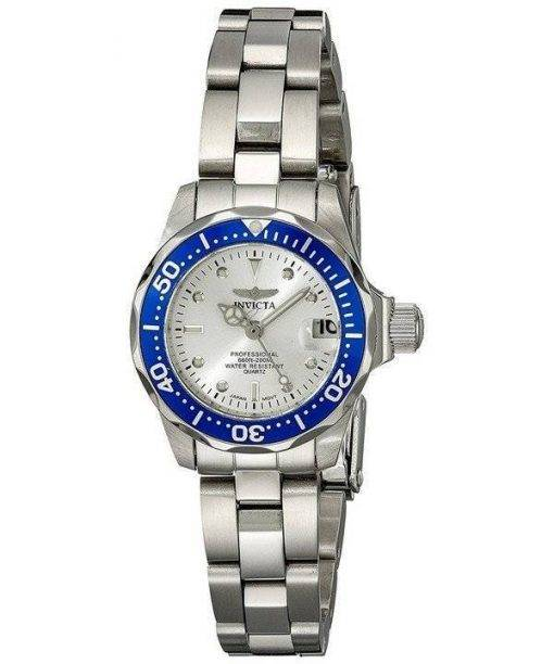 Invicta Pro Diver Quartz professionnel 200M 14125 Women Watch