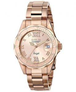 Invicta ange cristal de Quartz Accent 200M 14398 Women Watch