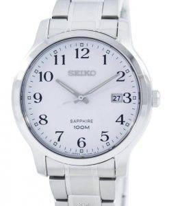 Montre Sapphire Seiko Quartz 100M SGEH67 SGEH67P1 SGEH67P homme