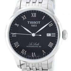 Montre Tissot Le Locle Powermatic 80 automatique Power Reserve T006.407.11.053.00 masculin