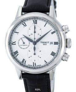 Montre Tissot Carson automatique chronographe T085.427.16.013.00 T0854271601300 masculin