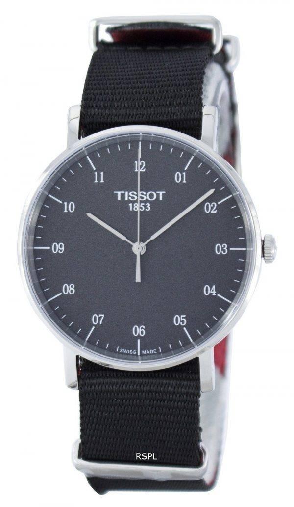 Montre Tissot T-Classic Everytime Medium T109.410.17.077.00 T1094101707700 masculin